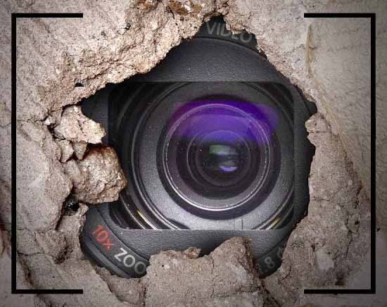 Поиск скрытых камер